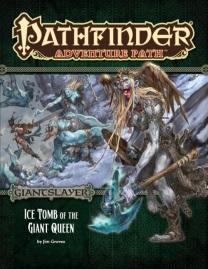 Giantslayer: Ice Tomb of the Giant Queen
