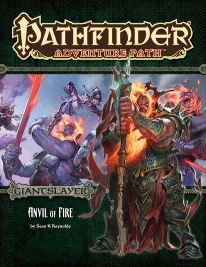 Giantslayer: Anvil of Fire