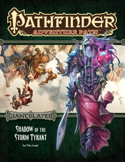 Giantslayer: Shadow of the Storm Tyrant