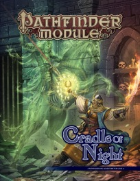 Pathfinder Module: Cradle of Night