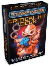 Starfinder: Critical Hit Deck