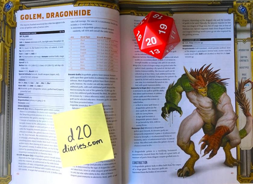 Construct Handbook - Dragonhide Golem.JPG