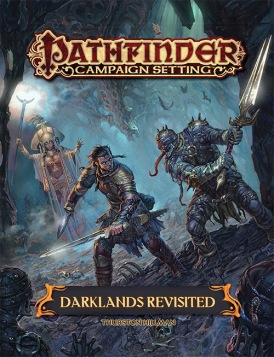 Darklands Revisited by Thurston Hillman