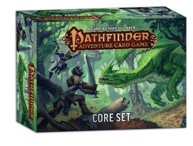 pathfinder adventure card game core set