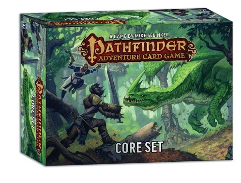 pathfinder adventure card game core set