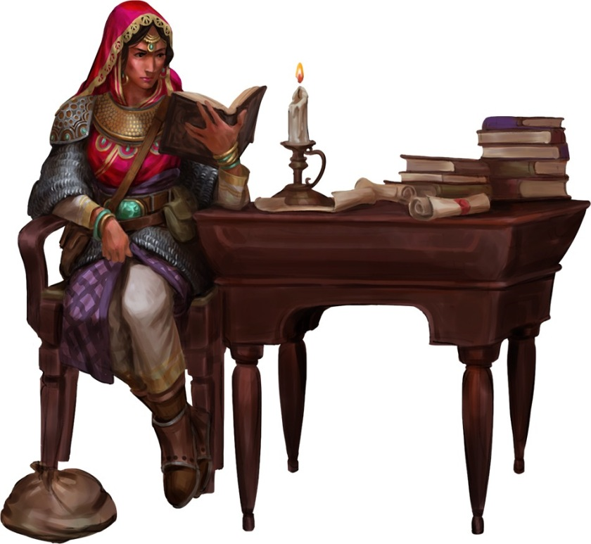 Pathfinder, Studying, Paizo