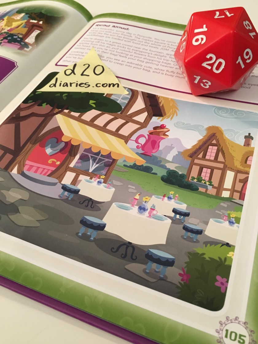ponyville market - tails of equestria - d20diaries