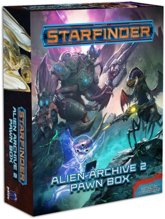 Alien Archive 2 Pawn Box