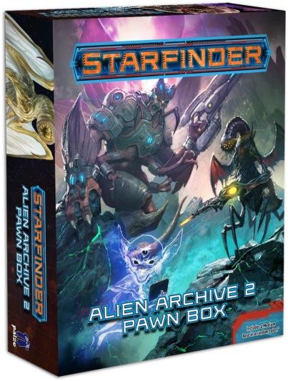 Alien Archive 2 Pawn Box