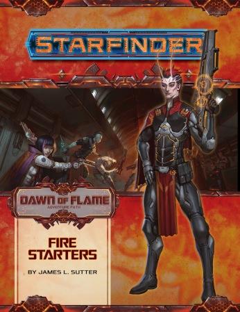 starfinder dawn of flame adventure path fire starters