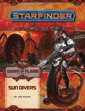 Dawn of Flame: Book 3: Sun Divers