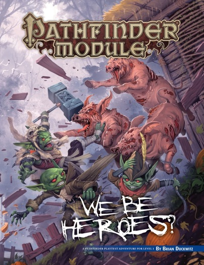 we be heroes? free rpg day 2019