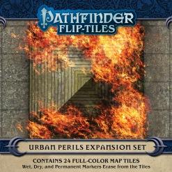 Pathfinder Flip-Tiles: Urban Perils Expansion