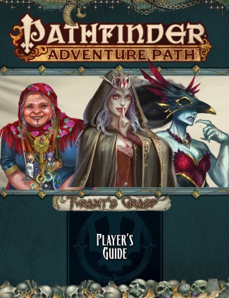 Pathfinder Adventure Path – d20 Diaries