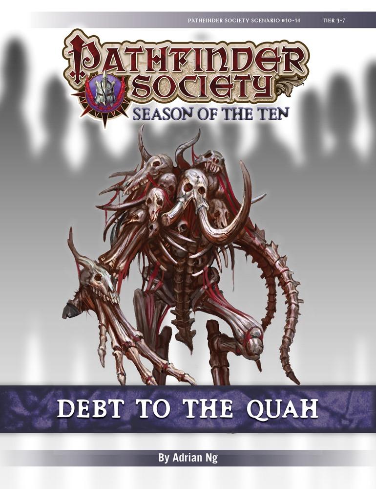 10-14 - Debt to the Quah