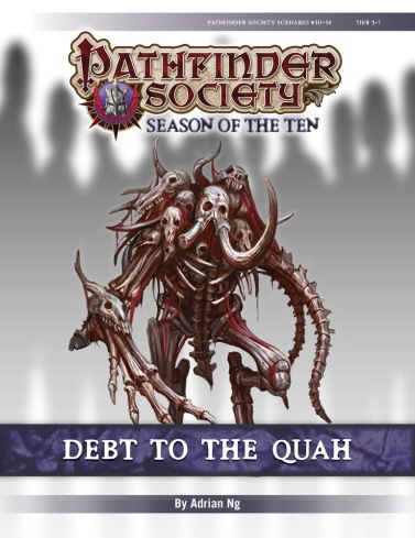 10-14 - Debt to the Quah