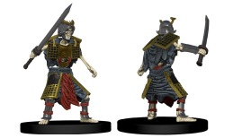 22 - Skeletal Samurai