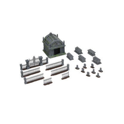 Pathfinder Battles - Ruins of Lastwall - Cemetery of the Fallen Set