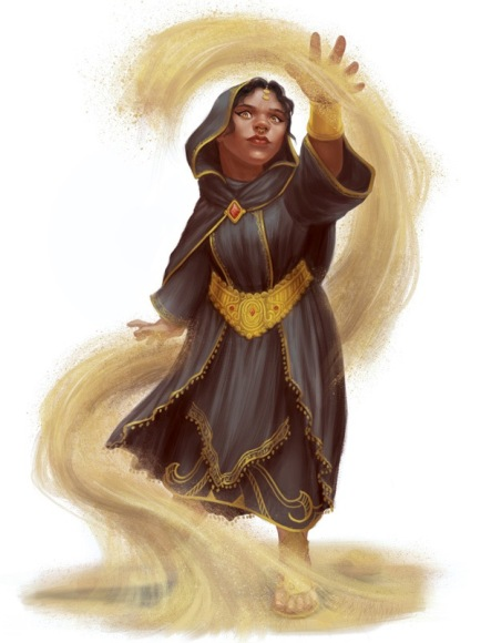 Heroes of the Fringe - Dwarf - Priscilla Kim
