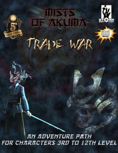 Mists of Akuma - Trade War