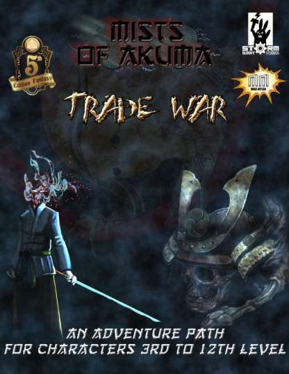 Trade War: A Mists of Akuma Adventure Path