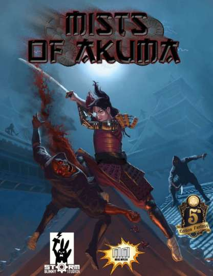 Mists of Akuma Campaign Setting