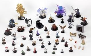 Pathfinder Battles - Ruins of Lastwall Miniatures