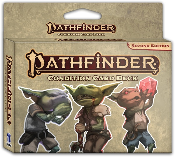 Pathfinder Condition Card Deck