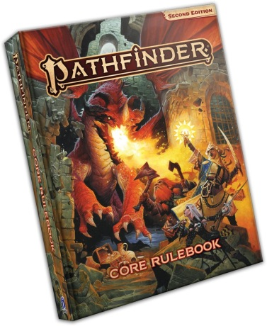 Pathfinder Second Edition Core Rulebook