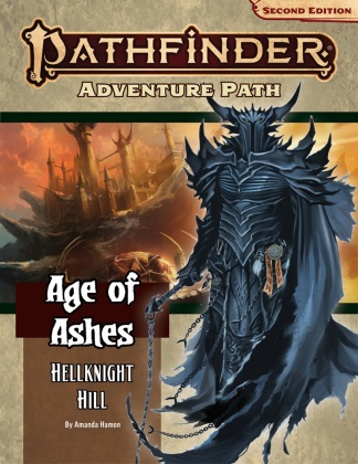 Pathfinder Second Edition - Hellknight Hill (Ages of Ashes 1 of 6)