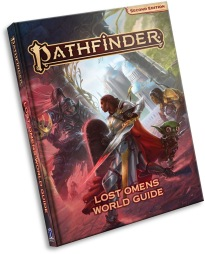 Pathfinder 2e: Lost Omens World Guide