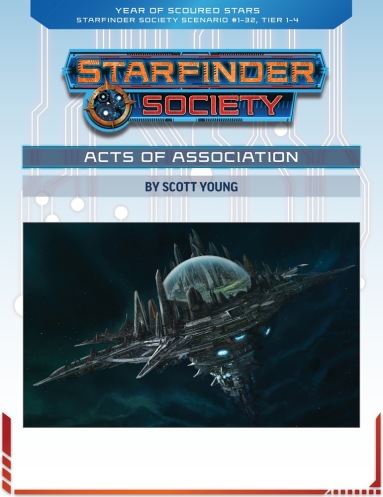 SFS 1-32 - Acts of Association by Scott Young