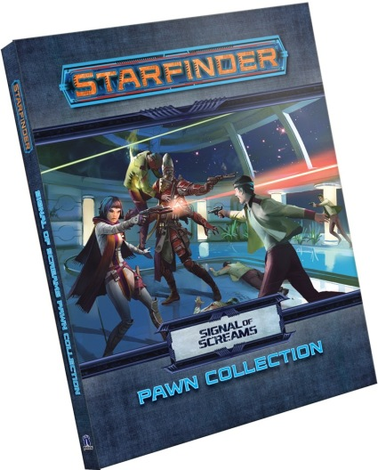 Starfinder: Signal of Screams Pawn Collection