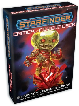 Starfinder Critical Fumble Doch
