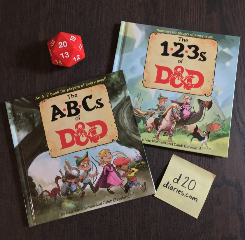 The ABCs and 123s of D&D