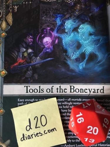 Tools of the Boneyard
