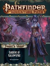 Gardens of Gallowspire (Tyrant's Grasp Book 4 of 6)