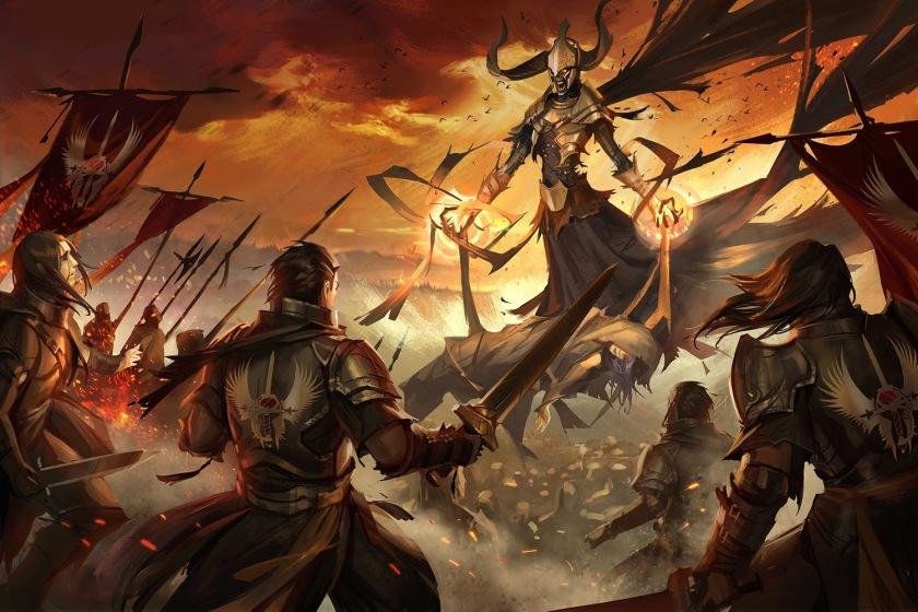Tyrant's Grasp -Shining Crusade - Death of Arazni
