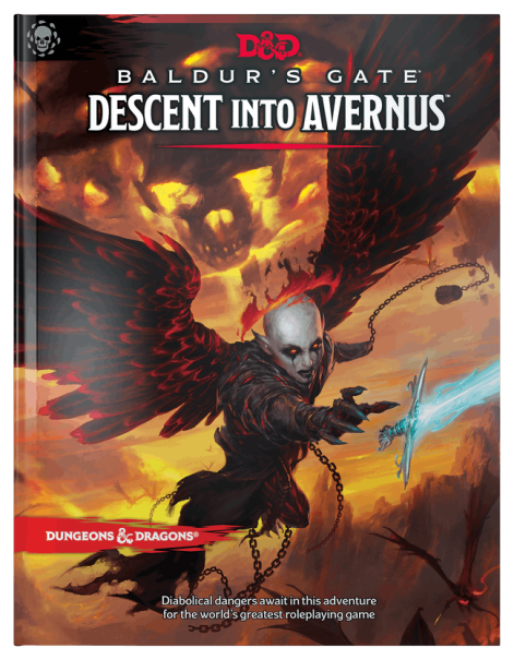 D&D - Baldur's Gate - Descent into Avernus