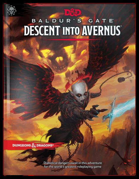 D&D - Baldur's Gate - Descent into Avernus