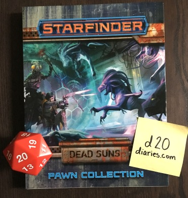 Dead Suns Pawn Collection