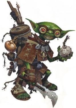 Iconic Alchemist Fumbus by Wayne Reynolds