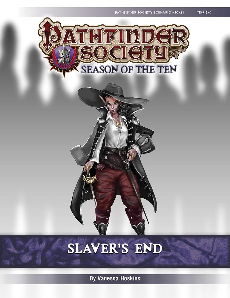 10-21 - Slaver's End