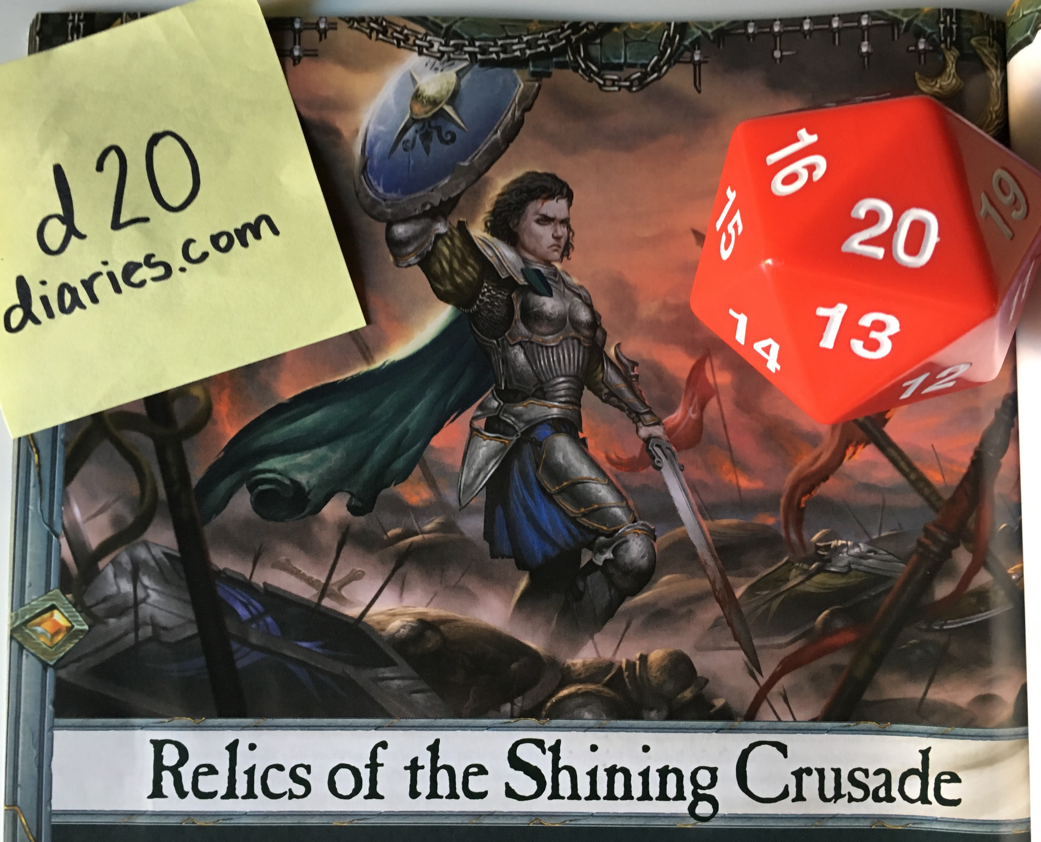 Relics of the Shining Crusade