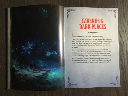 Caverns & Dark Places