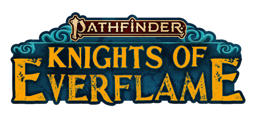 Paizo and Geek & Sundry partner for Knights of Everflame