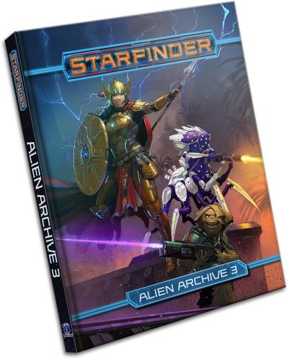 Starfinder Alien Archive 3