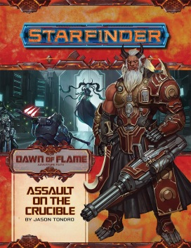 Assault on the Crucilble (Dawn of Flame 6 of 6)