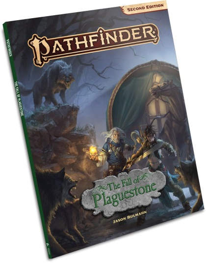 Pathfinder Adventure: The Fall of Plaguestone