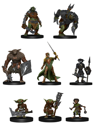 Pathfinder Battles - Legndary Encounters Preview Pack